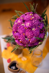2017.10.22 I&R Setup04b (David rr Homer) Tags: red wedding isabelle ryan edwards washington washougal fall david rr homer setup flower