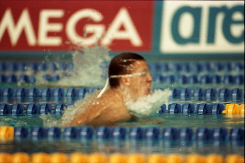 067 Swimming EM 1993 Sheffield