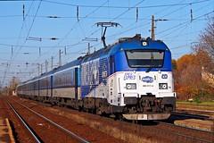 380 017 by lacosska - EC 275 Praha hl.n. - Budapest Keleti