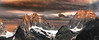 termopili (art & mountains) Tags: alpi alps masino bregaglia bergell passodibondo bivaccotittaronconi hiking traversata sentieroroma ee eea punte torri pizzi frizzi lazzi mazzi natura emotional silenzio contemplazione vision dream spirit thinkpink granito roccia placche piode hpffilter