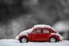 Snow on vw beetle (le cabri) Tags: beetle sixties 60s 60's volkswagen volks red toy cold snow winter snowyday iconic transportation landvehicle boken sunlight outdoors germanculture german germany hippie cute toycar retro retrostyled replica 19601969 1960 europe old fashion