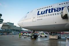 Boeing 747 Lufthansa (piotrkalba) Tags: boeing 747 744 lufthansa berlin tegel germany