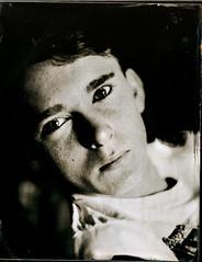 Collodion humide tristan rondot portrait 2016 - ambrotype, collodion, collodion humide, humide, scann.jpg (Meditant) Tags: collodion scann ambrotype humide collodionhumide