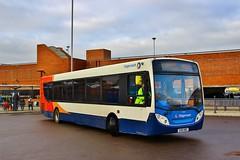 Stagecoach Norfolk 27644 GX10HBZ - Kings Lynn (KA Transport Photography) Tags: stagecoach norfolk 27644 gx10hbz kings lynn
