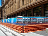 CBD and South East Light Rail - QVB Stop - Update, 6 December 2017 (2) (john cowper) Tags: cselr construction qvb stop sydneylightrail transportfornsw alignment georgestreet sydney newsouthwales
