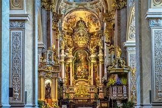 Stift Klosterneuburg Altar