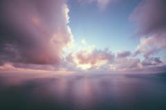 Hiver. (Matthieu Robinet) Tags: cretes laciotat cassis seascape seaside wideangle ultrawide fullframesonya7 depth colorful softness magical purple blue sky skyporn sunset over sea lettherebelight quelalumieresoit