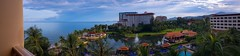 A Good Afternoon (Shane Hebzynski) Tags: resort holiday dusit huahin thailand ocean sky clouds landscape buildings pool travel samsung s8 panorama