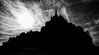 Mont Saint-Michel (Thierry-Photos) Tags: leicam8 montsaintmichel trielmarwate leica noirblanc
