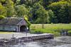 Ireland - Cong - Castle pier (Marcial Bernabeu) Tags: castle castillo pier dock embarcadero ireland irish irlanda irlandes cong