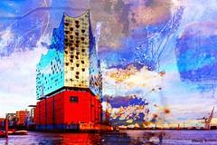 elbphilharmonie (CHRISTIAN DAMERIUS - KUNSTGALERIE HAMBURG) Tags: