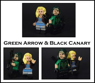 Green Arrow & Black Canary Update
