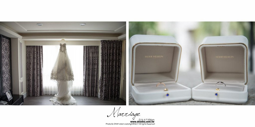 《婚攝》nick+joaane/義大皇家酒店-花園廣場廳