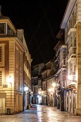 Oviedo, calle Magdalena (ccc.39) Tags: españa asturias oviedo noche nocturna ciudad urbana calle cascoantiguo flickrdiamond diamondclassphotographer