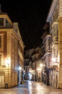 Oviedo, calle Magdalena