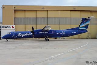Yakutia Airlines --- De Havilland Canada DHC-8-400 Dash 8 --- VP-BOS