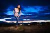 Cindy blue hour sunset portrait (codysims) Tags: dimpledellpark photoshoot ut utah strobist godox flashpoint ad200 200 evolv evolv200 tt685 zoom ttl r2 zoomttlr2 zoomr2 cto gel blue hour sunset clouds model pose posing fashion beauty