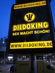 Dildo King, Berlin (andywalker1) Tags: andrewwalker andywalker berlin dildoking