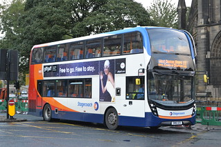 Stagecoach North East 10653 SN16OZS