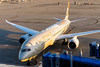 ETIHAD B787-9 DREAMLINER A6-BLI 0011 (A.S. Kevin N.V.M.M. Chung) Tags: spotting aviation aeroplane airport aircraft plane ngo skydesk dreamliner boeing b7879 b787 etihad sunset
