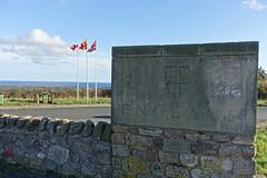 grens naar England (JANKUIT) Tags: great brittain schotland scotland grens england
