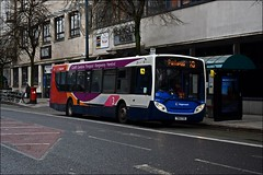 Stagecoach YN14FVB 28710 (welshpete2007) Tags: stagecoach scania adl enviro 300 yn14fvb 28710