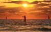 Paddling & Sailing at sunset - Tel-Aviv beach (Lior. L) Tags: paddlingsailingatsunsettelavivbeach paddling sailing sunset telaviv beach sea sailboats telavivbeach