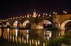 Farolas en el Puente (perinpilar) Tags: farolas ciudad