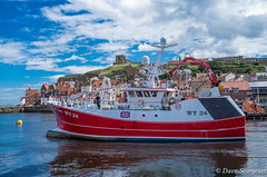 Victory Rose (daveseargeant) Tags: whitby yorkshire leica x typ 113 north seaside fishing trawler
