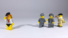 Distraction? (Rebla) Tags: lego ww2 wwii rebla distraction
