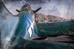 Veterans Day Fun (CameraOne) Tags: veteransday aircraft wwii texture textured textures hdr handheldhdr canon6d canonef1740f4 cameraone raw airshow flabobairfield rubidouxca outdoor photoshopmerge