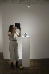 p20 Opening (zephyrgallery1) Tags: art artgallery contemporary contemporaryart louisville kentucky installation performance sculpture video reception play interactive