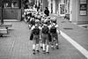 School trip (petrwag) Tags: sony a6500 sel1670z street bw blackandwhite blancoynegro blackwhite noiretblanc noirblanc černobílé clickcamera japan japón japon nihon nippon