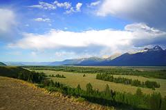 Teton Point Turnout, Grand Teton NP, USA (Andrey Sulitskiy) Tags: usa wyoming grandteton