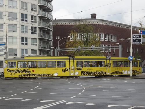 "Rotterdam: ""Tingeling"" Tram"