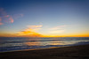 Pt Mugu at Sunset (Life of David) Tags: california canon5dmarkiv usa beach beautiful beauty landscape malibu nature ocean pointmugu sand sundown sunset waves world100f