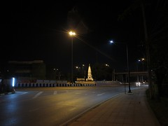 "monument in the laksi traffic circle before dawn • <a style=""font-size:0.8em;"" href=""http://www.flickr.com/photos/22796940@N00/38498849912/"" target=""_blank"">View on Flickr</a>"