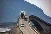 Storseisundbrua (Lothar Heller) Tags: norwegen storesundbrua bridge brücke lightroom lofoten norge norway skandinavia skandinavien traffic storseidundbrua brua