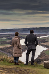 Admiring the View (jonathan.scaife81) Tags: kinnoull hill river tay view perth couple candid behind perthshire scotland canon 6d tamron28300 tamron 28300 28300mm