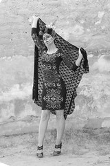 Cat #489 bw (Az Skies Photography) Tags: october 21 2017 october212017 102117 10212017 day dead dayofthedead dia de los muertos diadelosmuertos model female femalemodel woman tumacacori arizona az tumacacoriaz national historical monument nationalhistoricalmonument canon eos 80d canoneos80d eos80d canon80d cat modelcat