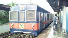 Philippine National Railways Commuter Train (JR Joban line) Tags: 203系 pnr philippinenationalrailways jreast jnr japanesenationalrailways 常磐緩行線 jobanline pandacanstation local locomotive