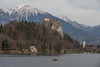 Final View from Lake Bled
