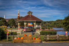 The Bandstand (Kev Walker ¦ 7 Million Views..Thank You) Tags: bluenose boats building canada canon1855mm canon700d clouds colonialsettlement colorfull digitalart fairhavenpeninsula hdr historic lunenburg novascotia panorama panoramic picturesque postprocessing ship town water waterfront worldheritagesite
