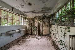 Abandoned Red Cross Hospital in Italy