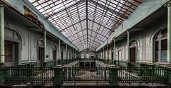 Lycee V. - Urbex (Jan Hoogendoorn) Tags: belgie belgium urbex urbanexploring vervallen verlaten decayed abandoned school lyceum
