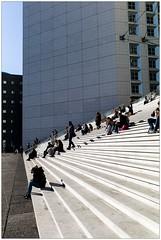 vanishing stairs (Johannes Pe) Tags: paris la defense nanterre leica m9 summicronm 35 iv voigtlaender skopar 25 france