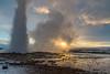 Islanda-219 (msmfrr) Tags: sunset tramonto panorama landscape islanda iceland neve snow paesaggio roccia acqua geyser geysir alba sunrise cielo