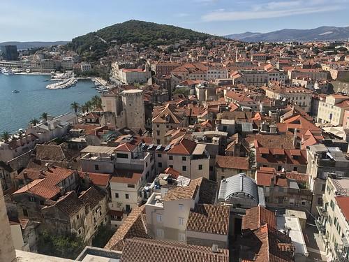 Campanile of Split
