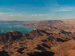Grand Canyon 2014 (Helena / Funny Bunny) Tags: nevada grandcanyon helicopter tour vacation trip usa unitedstates 201407
