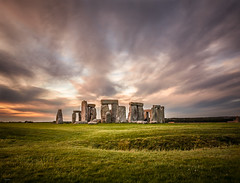 Stonehenge (unneva) Tags: stonehenge england stones rocks monument skyscape sky landscape